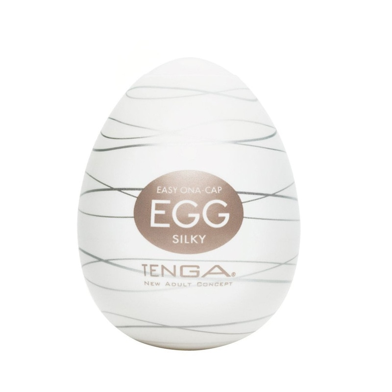 Egg Shaped Pocket Men's Masturbator