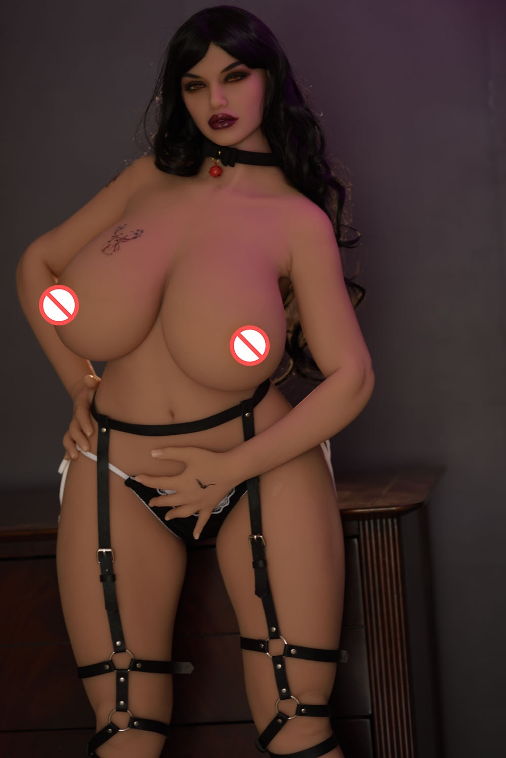 Big Ass and Huge Breast Sex Doll