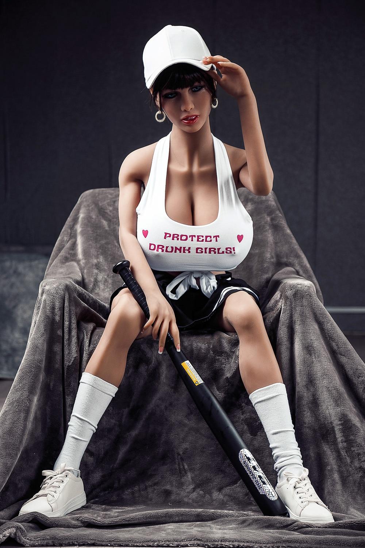 Baseball Star Realistic Sex Doll