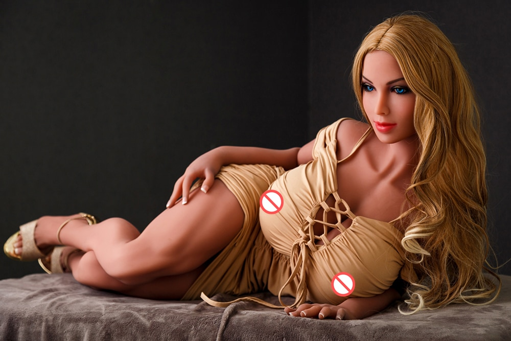 Silicone Big Breasted Sex Doll